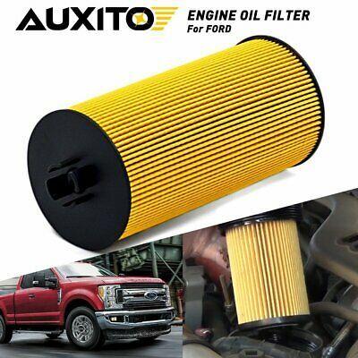 Sponsored Ebay 1pc Engine Oil Filter Fit For Ford V8 6 4l 6 0l