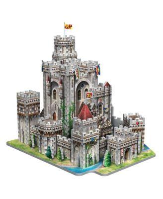 Wrebit Wrebbit3d Puzzle King Arthur S Camelot Reviews Home