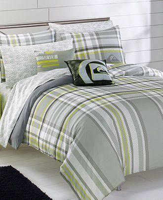 Pin On Teen Boy Bedding, Quiksilver Bedding Queen Size
