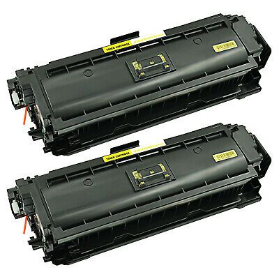 Ebay Link Ad 2 Pk Yellow Toner Cartridge Replacement Cf362a For Hp 508a Mfp M577dn Mfp M577f In 2020 Toner Cartridge Printer Toner Printer Toner Cartridge