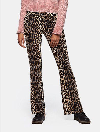Spiksplinternieuw luipaard broek camel   Kleding - Broeken, Outfits en Kleding XM-32