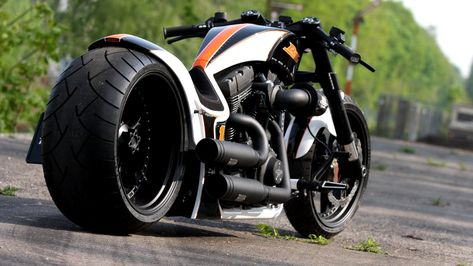 "▷ Harley Davidson Screamin Eagle ""RSR"" by Thunderbike"