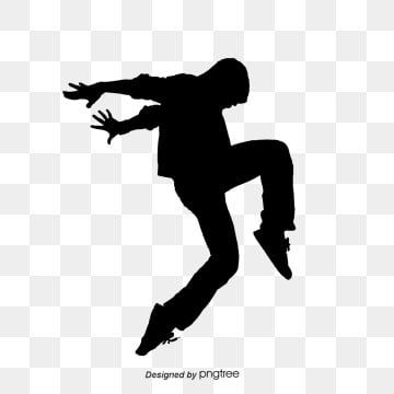 Silhouettes Of Black Hip Hop Dance Characters Dance Clipart Character Silhouette Png Transparent Clipart Image And Psd File For Free Download Dance Silhouette Dance Poster Dancer Silhouette