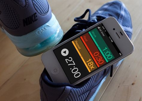 BitTimer is $1 and times workout intervals.