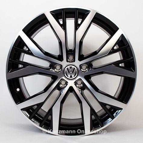 Volkswagen 5 Spoke Rims Santiago 19 Inch Vw Golf 7 Vii Gti Vw