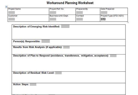 8 best Program Management Plan Template images on Pinterest - risk management plan template
