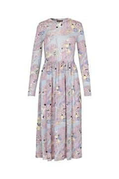Niki Wrap Kjole Rose Shop Stine Goya Nyheder Her | Tøj