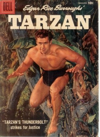 Tarzan Dell Usa Volume 01 Nº 99 Dezembro 1957 70 Anos