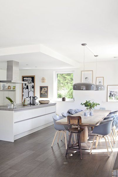 10 Wohnzimmer mit kochinsel