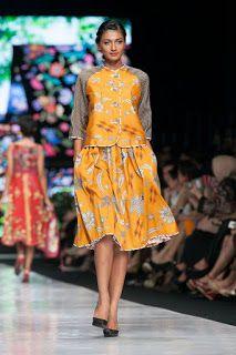 50 Model Baju Batik Terbaru 2018 Modern Elegan Batik