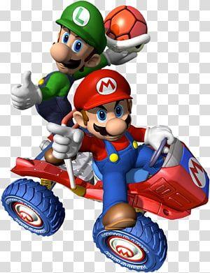 Mario Kart Double Dash Super Mario Kart Mario Bros Luigi Mario Bros Transparent Background Png Clipart In 2021 Super Mario Kart Mario Mario Kart