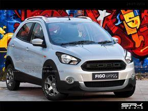 Ford Figo Cross Iab Rendering Ford Super Cars Vehicles