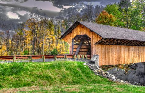 Image result for green river greenfield ma covered bridge