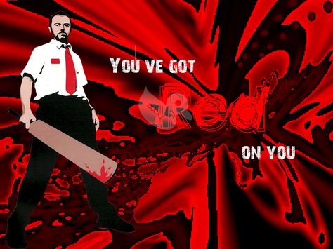 Movies Wallpaper : Shaun of the Dead