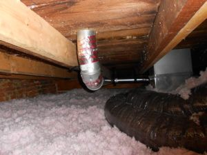 Dryer Vent Attic Insulation Dryer Vent Attic Insulation Insulation