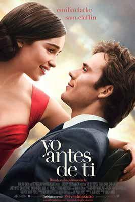 Ver Gratis La Pelicula Yo Antes De Ti Me Before You 2016 En Hd Con Audio Espanol Latino O Sub En 2020 Libros Romanticos Libros De Romance Juvenil Libros Para Jovenes