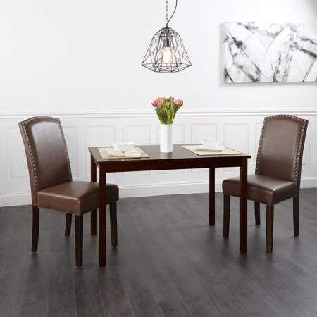 54d48d320191b794dfb0d618c078f178 - Better Homes & Gardens London Faux Dining Chair