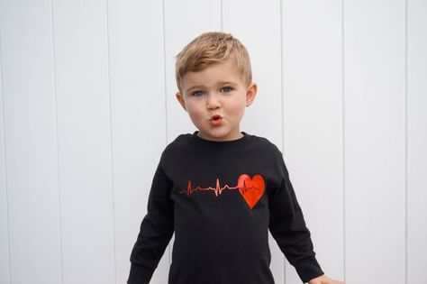 Keep it simple - Kids' Valentine's Day Clothes That'll Make You Swoon - Photos