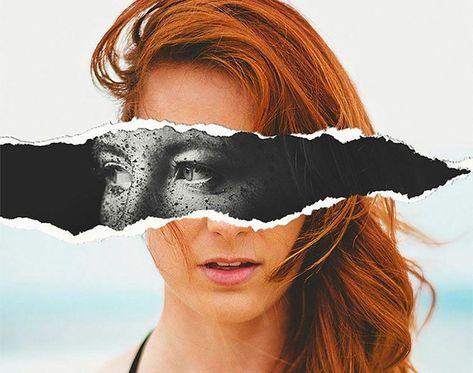 Create an impressive torn paper effect in Photoshop