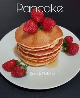 Cara Membuat Pancake Kue Dadar Makanan Manis Makanan