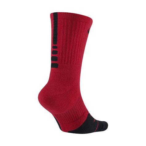 520cd126a7a7cc Nike Dry Elite 1.5 Crew Basketball Socks Size