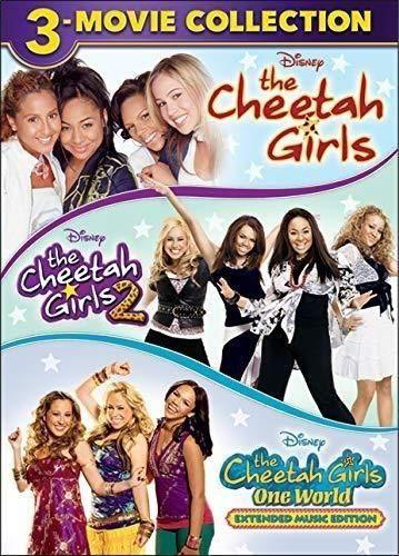 The Cheetah Girls 3-Movie Collection - Default