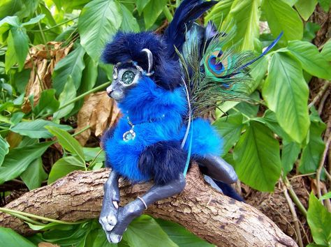 Peacock Jhari Woodbaby by Dream-finder on deviantART