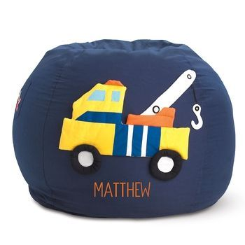 Brilliant Truck Beanbag Chair In Kids 2012 From Lillian Vernon Caraccident5 Cool Chair Designs And Ideas Caraccident5Info