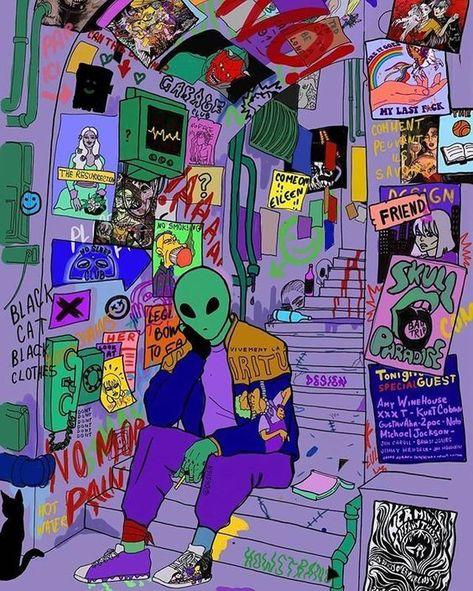glow in the dark mushrooms trippy painting Hippie Painting, Trippy Painting, Hippie Drawing, Trippy Wallpaper, Cartoon Wallpaper, Dark Wallpaper, Hippie Wallpaper, Wallpaper Backgrounds, Cannabis Wallpaper