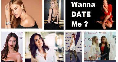 Dating a celebrity girl men dating games