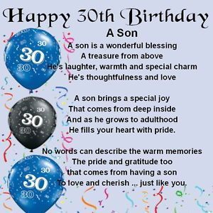 Image Result For Free Happy 30th Birthday Son Images 21st Birthday Quotes 30th Birthday Wishes 21st Birthday Wishes