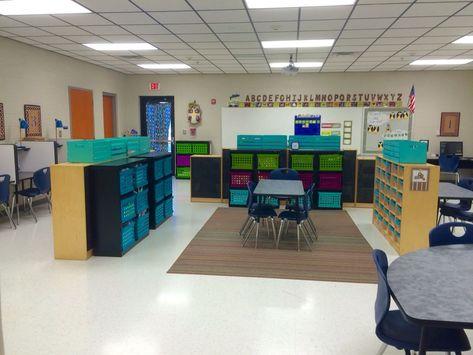 Special Education classroom setup #classroom