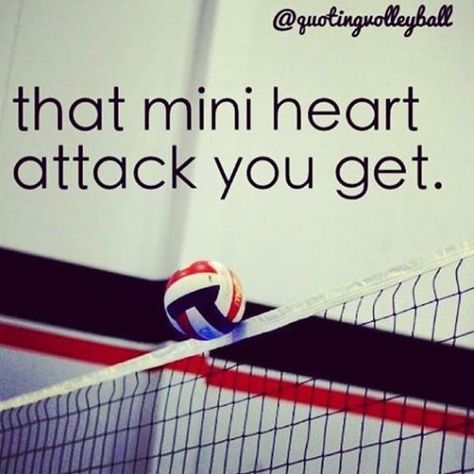 I think every volleyball player can relate, true, if you play, this is stress inducing. Volleyball Jokes, Volleyball Problems, Volleyball Workouts, Coaching Volleyball, Volleyball Outfits, Volleyball Motivation, Volleyball Pictures, Funny Volleyball Sayings, Inspirational Volleyball Quotes