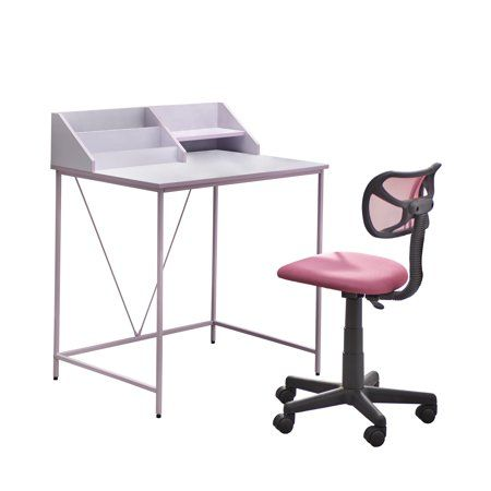 Home Desk Chair Set Kids Writing Desk Chair
