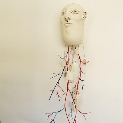 Elsa Alayse - sculpture céramique - Brest | Fantastique anatomie ...