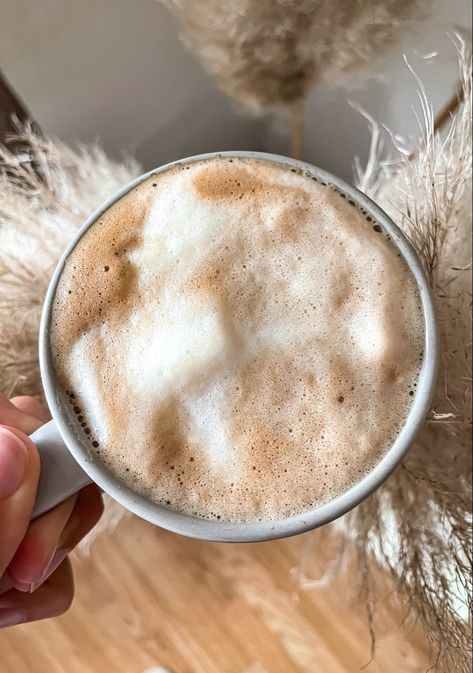 The best way to start the day. #aesthetic #coffee #beige #nude #home #morning #pampas #nescafe #goodmorningimages #warm #autumn #cheers #love #chill #relax
