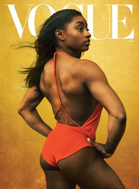 She's an athlete at the pinnacle of her sport—but with the world in upheaval, the Olympics postponed, and a shadow hanging over American gymnastics, Simone Biles has had to be resilient as never before.