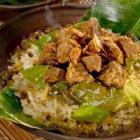 Resep Masakan Sehari Hari Terbaru Resep Membuat Nasi Pindang Daging Kerbau Kudus Resep Resep Makanan Daging