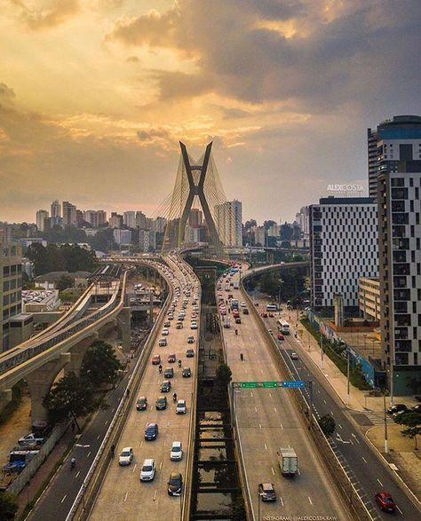 "São Paulo City • Miguel Garcia on Instagram: ""São Paulo City by @alexcosta.raw 🚩 #saopaulocity #EuVivoSP"""