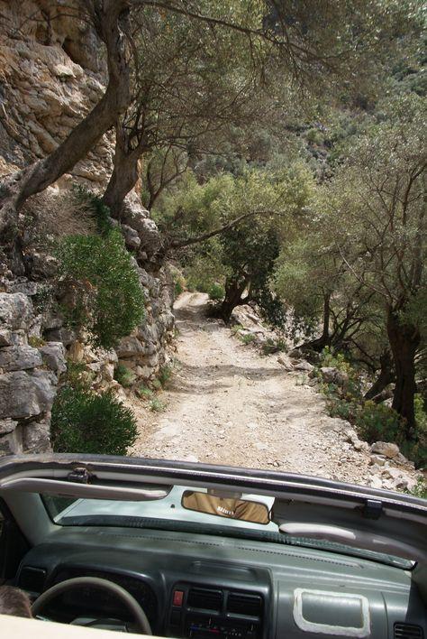 Spectaculaire jeepsafari door Serra De Tramuntana