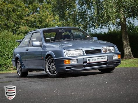 1986 Ford Sierra Rs Cosworth Ford Sierra Classic Cars Classic