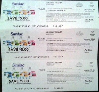 photo regarding Similac Printable Coupons referred to as Similac $5 Coupon codes Printable 2018 / Buffalo Wagon Albany Ny