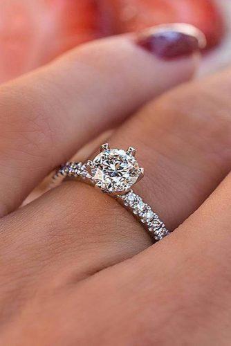 10 Fresh Engagement Ring Trends For 2018 Trending Engagement Rings Pink Morganite Engagement Ring Unique Diamond Engagement Rings