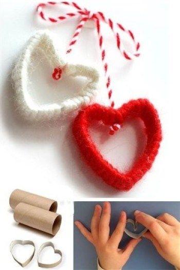 Sursa Krokotak Com Valentijn Decoratie Knutselen Valentijnsdag Decoraties Valentijn Decoratie