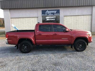 2017 Toyota Tacoma Sr5 Double Cab 5 Bed V6 4x4 At Red Pickup 4 Doors 30500 To View More D Toyota Tacoma Sr5 2017 Toyota Tacoma Toyota Tacoma 4 Door
