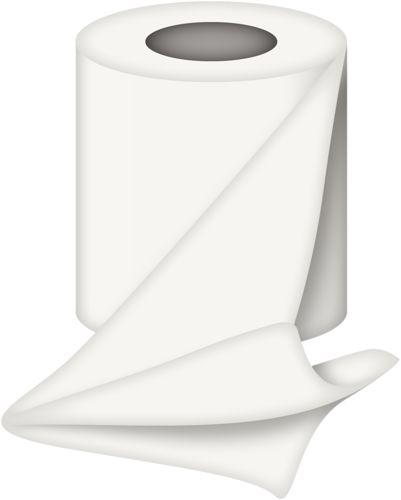 Make Photo Gallery Toilet paper folded Happy ImagesCartoon PictureClipartBath