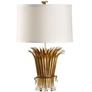 Demeter Gold Wheat Lamp In 2020 Lamp Table Lamp Bedroom Lamps