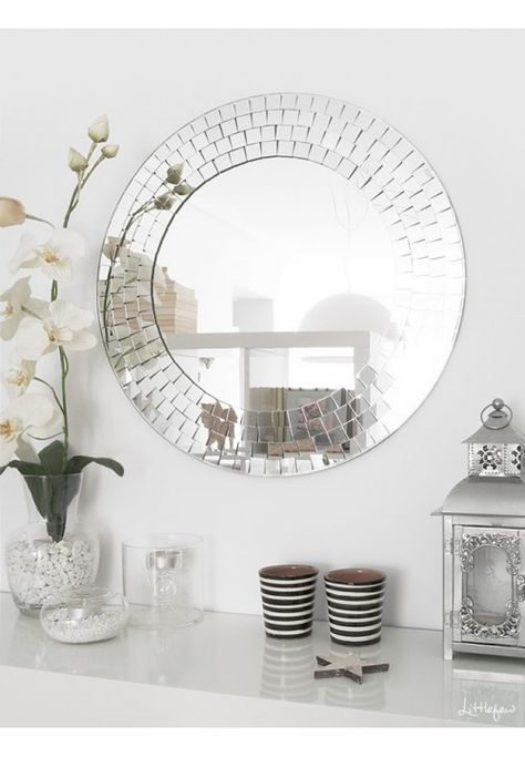 Ikea Tranby Mirror Mirror Glass 50cm Decoration