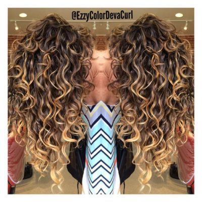 Best 25 Highlights Curly Hair Ombre Curly Hair Curly Hair Styles Naturally Curly Hair Styles
