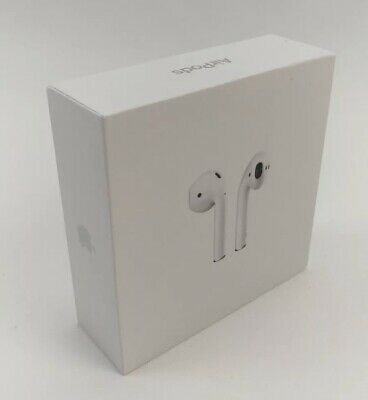 Apple Airpods New In Box Ebay Wireless Bluetooth Bluetooth Earphones Apple Airpods 2